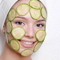 Овощное ассорти для кожи
