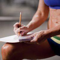 Целесообразность ведения журнала тренировок