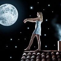 Что такое лунатизм