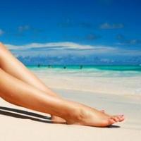 Готовим ноги к пляжному сезону