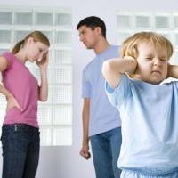 Рождение ребенка и конфликты в семье