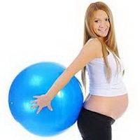 Виды спорта для будущих мам