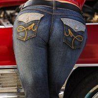 Как подобрать джинсы с учетом фигуры