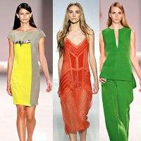 Модные цвета 2013 года